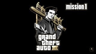 [GTA 3][Mission 1] - Удачное спасение
