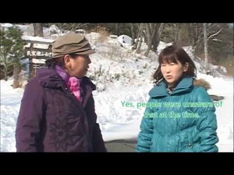 2 years after from the disaster, Torako Yui revisiting the affected area
