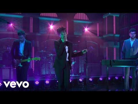 connectYoutube - The 1975 - A Change Of Heart (Live from