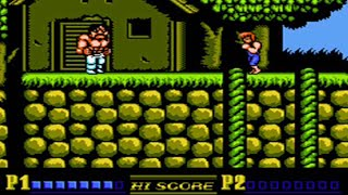 Double Dragon 2 - Nes - Full Playthrough - Supreme Master ♛ - No Death