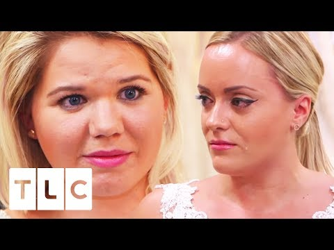 connectYoutube - Whitney's Last Minute Dress Dilemma | Say Yes To The Dress UK