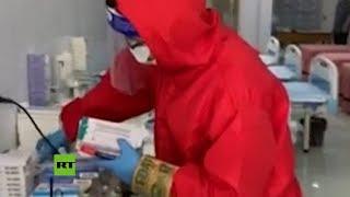 Redada en hospital clandestino de Filipinas que trataba a personas con covid-19
