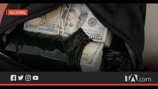 Cooperativa niegan relación con el dinero que transportaba un ecuatoriano a Perú