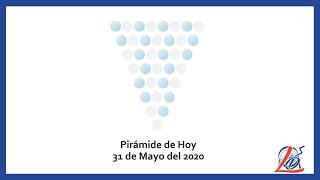 Pirámide del 31 de Mayo del 2020 (Pirámide de la suerte, Pirámide del día, Pirámide de Hoy)