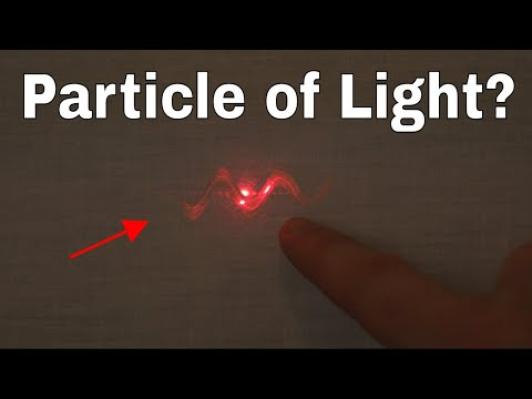 Can You Capture a Light Wave? Mind-Blowing Wave-Particle Duality Experiment!