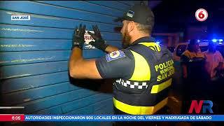 Policía intervino 28 fiestas en sitios públicos y privados durante este fin de semana