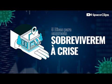 5 dicas para empresas sobreviverem à crise