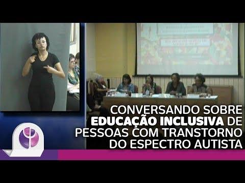 Conversando sobre educação inclusiva de pessoas com Transtorno do Espectro Autista