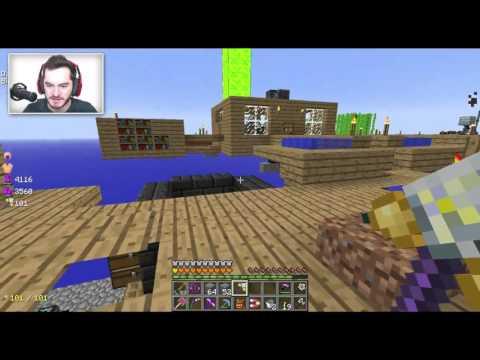 Minecraft: Sky Factory Ep. 50 - F-Buckets