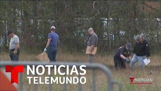 Buscan pruebas del accidente aéreo en Lafayette   Noticias Telemundo