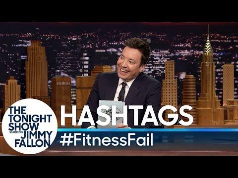 connectYoutube - Hashtags: #FitnessFail