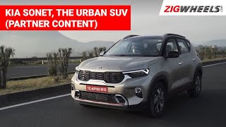 Kia Sonet, the urban SUV (Partner Content)