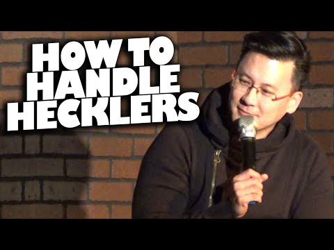 connectYoutube - How To Handle a Bad Crowd at a Comedy Show (ad-lib) 17+ only