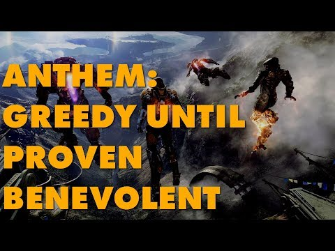 connectYoutube - Analyst Suggests Anthem's Loot Boxes Could Be 'Just Cosmetic'