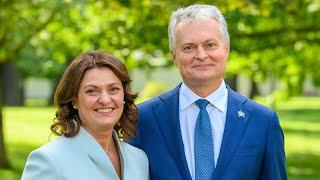 Prezidento ir pirmosios ponios sveikinimas Lietuvos globojančių šeimų šventės dalyviams
