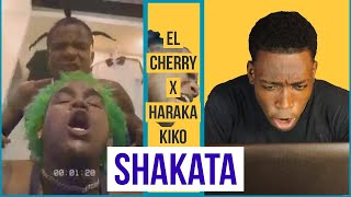 (Reaccion) Shakata - El Cherry Scom ft Haraka Kiko ( REACTNG )