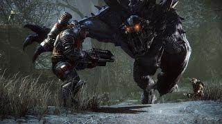 Evolve's 10 Minutes of Monster Mayhem - Comic Con 2014