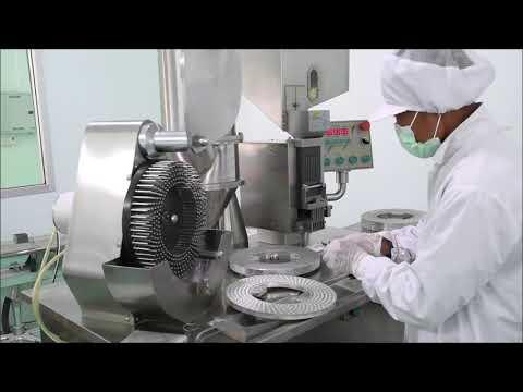 วิธีการผลิตอาหารเสริมสมุนไพร