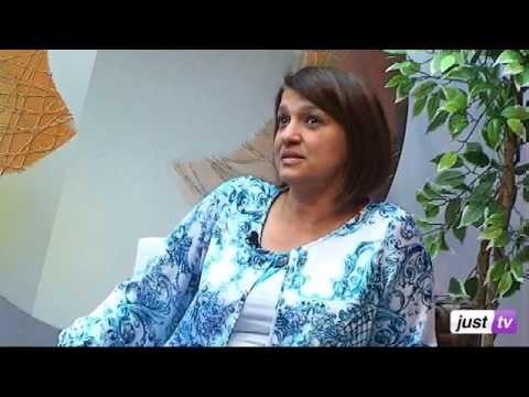 Deusa Samú -- Tanatologia (educação para a morte) - Maria Paiva Entrevista - JustTV - 10/09/13