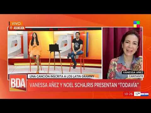 #BDAPy - Vanessa Añez presenta nuevo tema Todavía