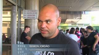 Funcionários do Mário Gatti decidem por paralisação de 48 horas (Jornal VTV)
