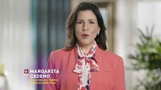 Margarita Cedeño llama al pueblo a votar este domingo por el PLD