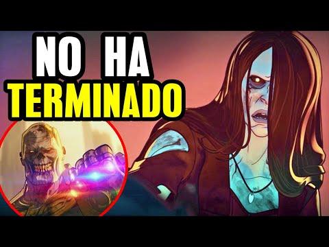 What If ep 5 | Wanda y Thanos zombie arrasan, se confirma virus en el reino cuántico