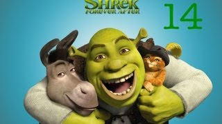 Shrek forever After The final chapter Let's Play walkthrough Part 14
