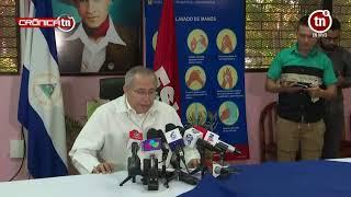 ????#ENVIVO  Informe del Ministerio de Salud ante vigilancia permanente contra coronavirus