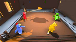 Gang Beasts: Giant Bomb Unfinished 09/03/2014