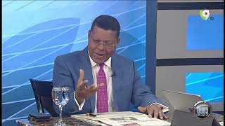 Dany Alcántara: Liderazgo político debe sentarse para resolver crisis institucional   Hoy Mismo