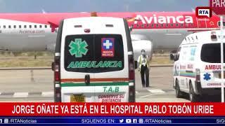 En el hospital Pablo Tobón Uribe atenderán al Jilguero de América