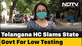 """""""Not Testing Is Like Inviting The Trojan Horse"""": Telangana High Court On Low Testing - NDTV"""