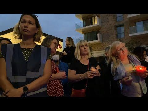 El asesinato de una profesora reaviva la lucha contra el machismo en Londres