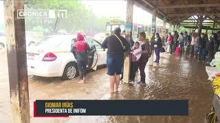 Municipalidades de Nicaragua activadas con planes para lluvias