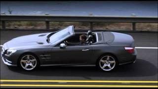 Mercedes-Benz SL-Class Long Drive View