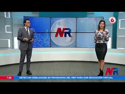Noticias Repretel Matutina: Programa 26 de Agosto del 2021