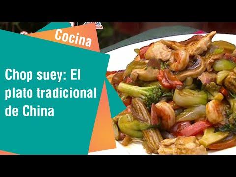 Chop Suey: Otro manjar chino muy solicitado   Cocina