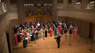Nana Forte: Sancta Trinitas - World Youth Choir, vezényel Pad Zoltán