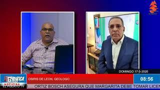 ANALIZANDO DISCURSO DE DANILO CON OSIRIS DE LEON Y ESTHER FERNÁNDEZ