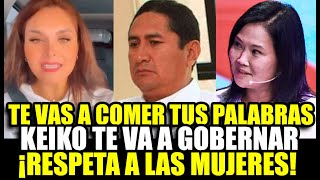 GENESIS TAPIA CONTRA CERRÓN POR COMENTARIOS MACHIST4S