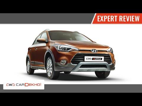 2015 Hyundai i20 Active Diesel | Expert Review I CarDekho.com