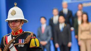 Prezidentas dalyvauja NATO Vadovų susitikime Londone