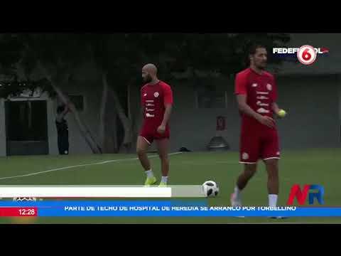 Ricardo Blanco regresa a la formación titular luego de purgar partido de suspensión