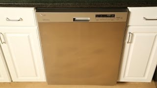 This LG dishwasher is definitely not amazing