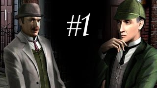 Sherlock Holmes: The Mystery of the Persian Carpet E01