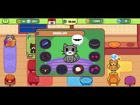 My Virtual Pet Shop - Cute Animal Care Game Android Gameplay #5