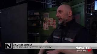 Baluarte ultima los detalles técnicos de West Side Story