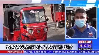 ¡A nivel nacional! Mototaxistas a protestas este martes con diversas exigencias