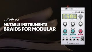 Mutable Instruments Braids for Modular – Softube